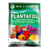 Плантафол / Plantafol/ Созревание плодов, NPK 5.15.45 по 25г.