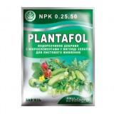 Плантафол / Plantafol/ Плантатор/ Завязь, NPK 0.25.50 по 25г.